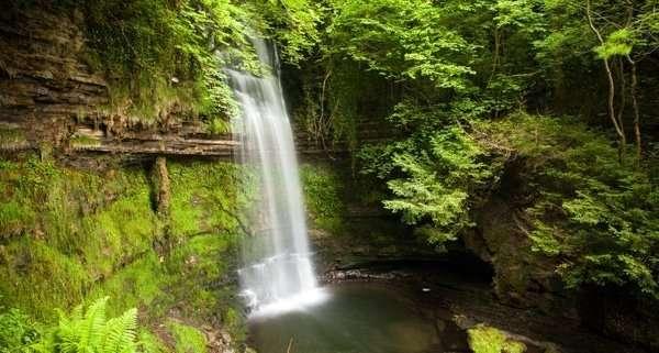 Glencar Wasserfall, Leitrim