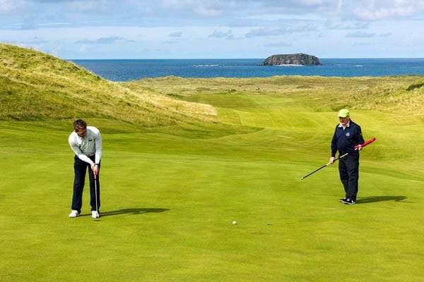 Golfferien Irland