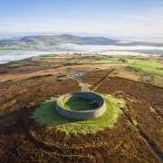 Grianán of Aileach, Donegal
