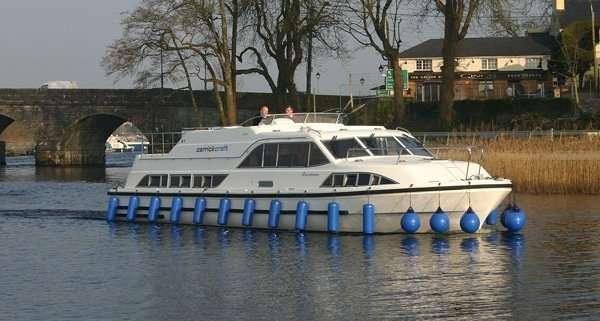 Roscommon Klasse Boot