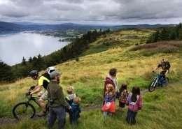 Familienwanderungen in Irland