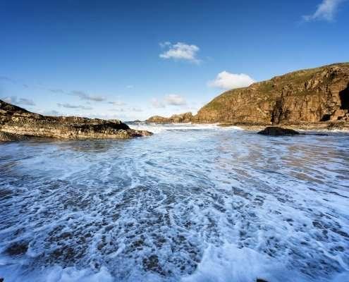 Murder Hole Beach - Boyeeghter Bay - Irland