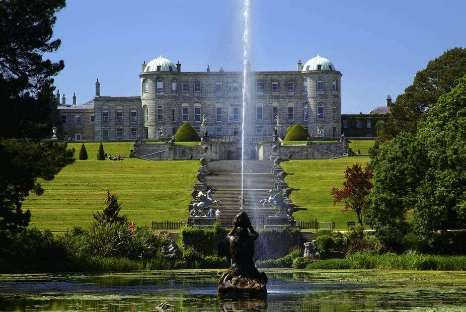 Powerscourt House & Gardens - Irland
