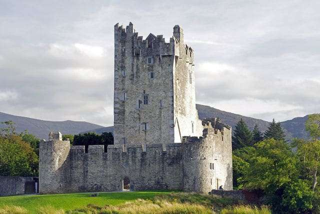 Ross Castle - Irland