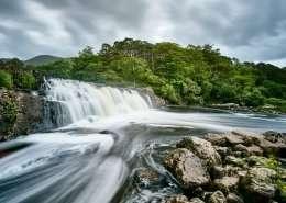Aasleagh Falls - Irland