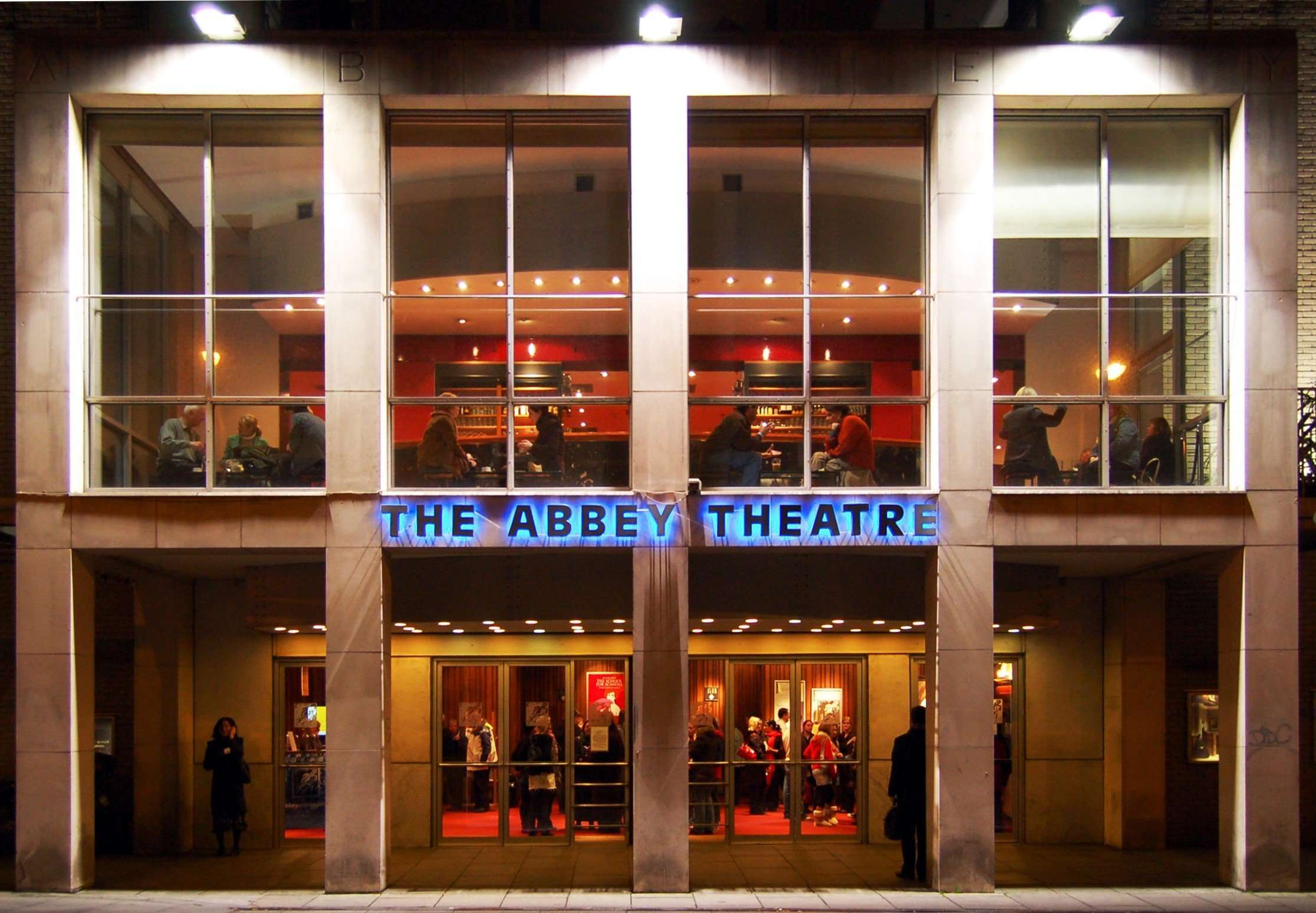 Abbey Theatre - Irland