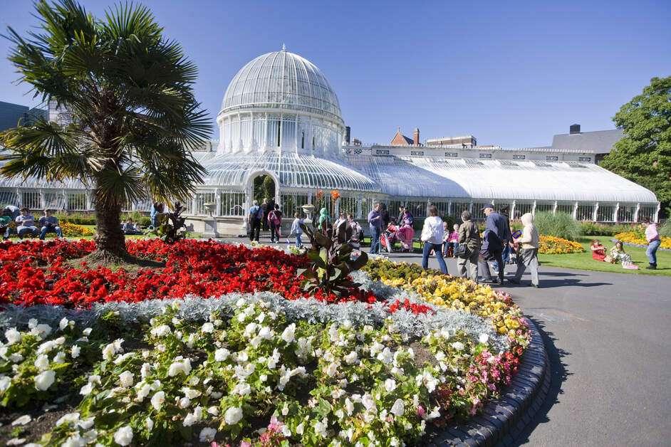 Botanischer Garten Belfast - Irland