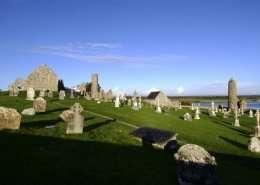Clonmacnoise - Irland