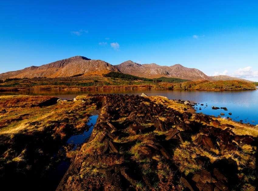 Connemara Nationalpark - Irland