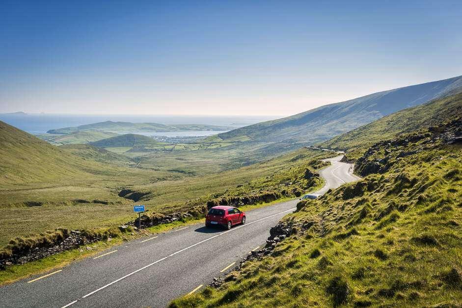 Connor Pass - Ireland