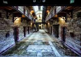 Cork City Gaol Gefaengnis - Irland