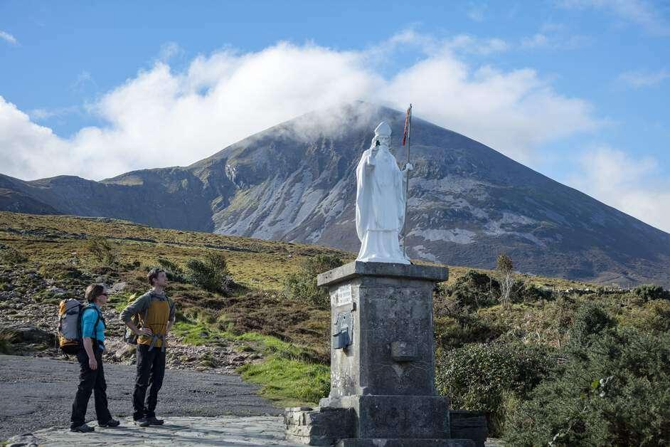 Croagh Patrick - Irland