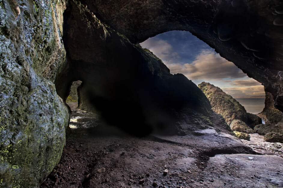 Cushendun Caves - Irland