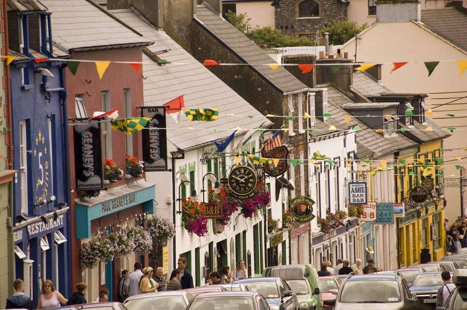 Dingle Town - Irland
