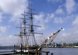 Dunbrody Famine Ship Hungerschiff - Irland