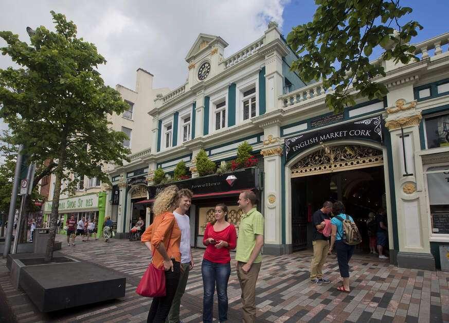 Englischer Markt Cork - Irland