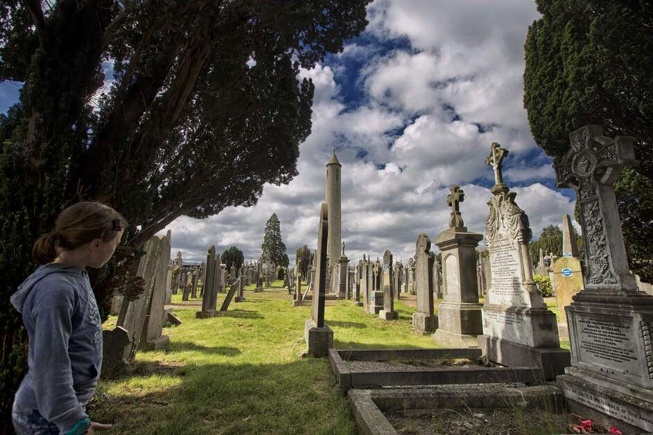 Glasnevin Friedhof - Irland