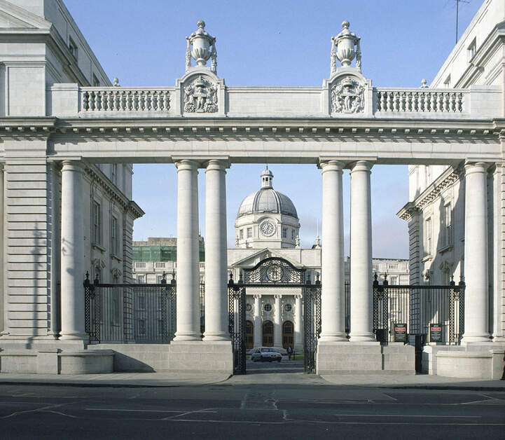 Government Buildings - Irland