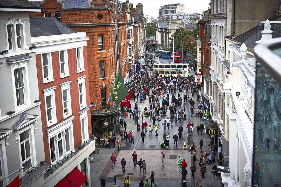 Grafton Street - Irland
