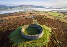 Grianán of Aileach - Irland