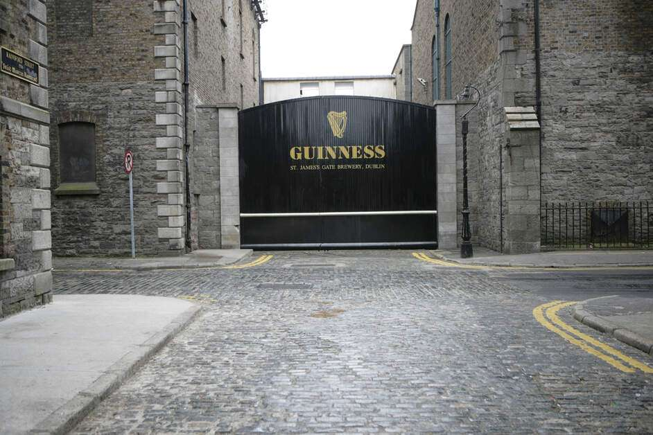 Guinness Storehouse - Irland