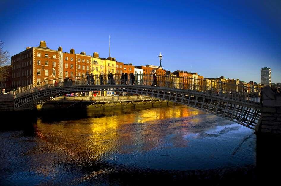 Ha Penny Bridge - Irland