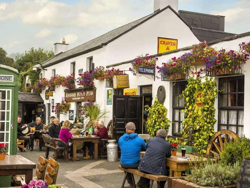 Johnnie Fox's Pub - Irland