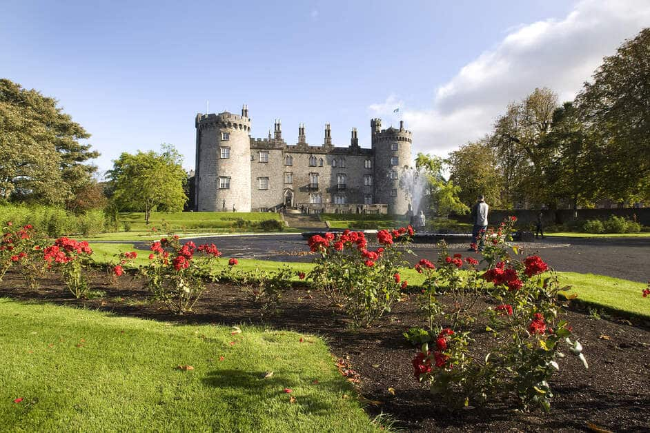Kilkenny Castle - Irland