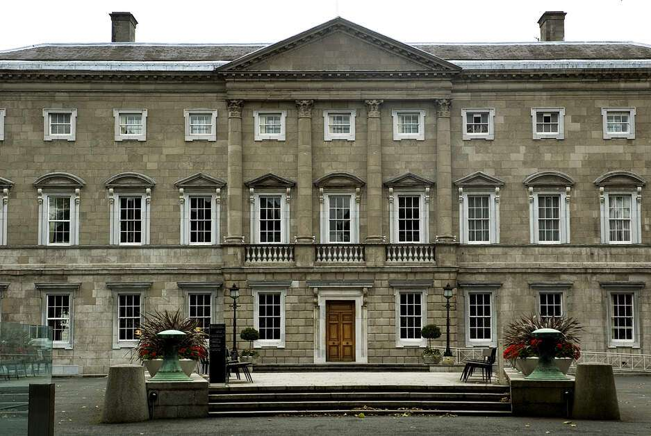 Leinster House - Irland