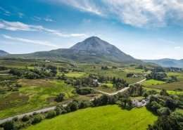 Mount Errigal - Irland