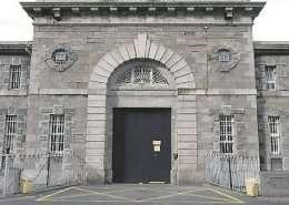 Mountjoy Gefängnis - Irland
