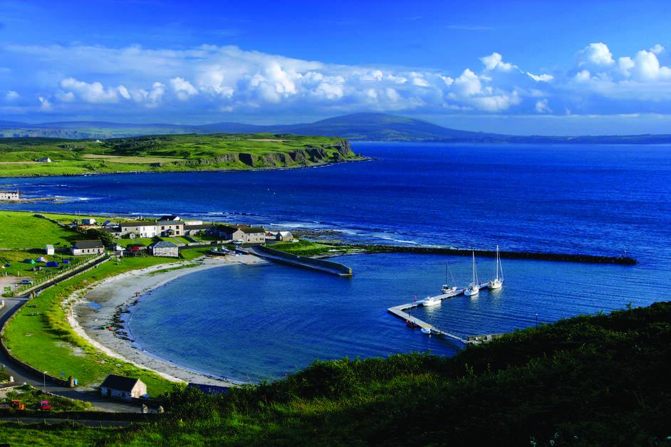 Rathlin Island - Irland