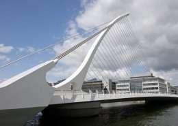 Samuel Beckett Brücke - Irland