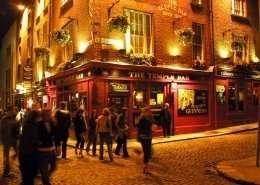 Temple Bar Dublin - Irland