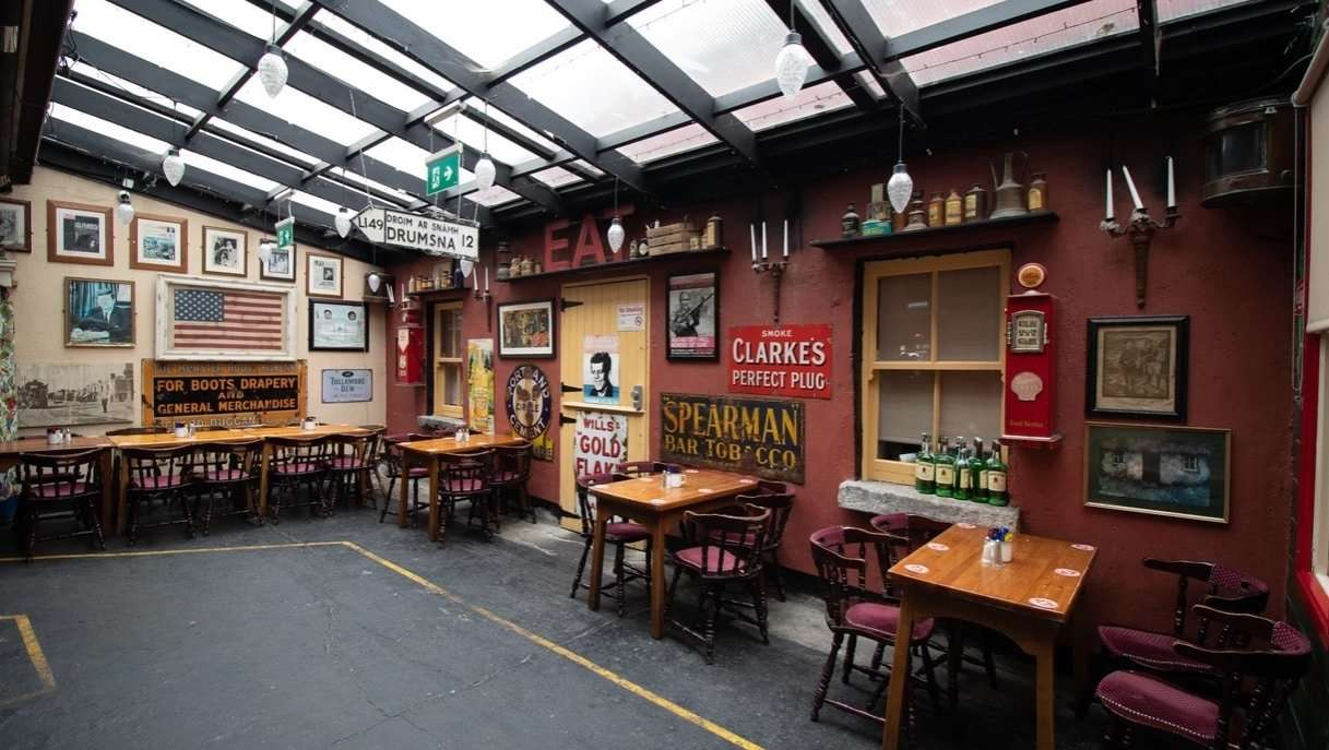 The Celt Pub Dublin - Irland