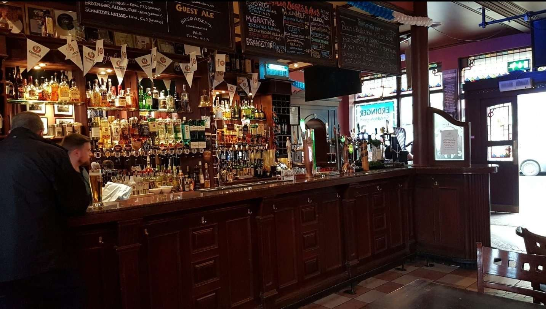 The John Hewitt Belfast - Irland