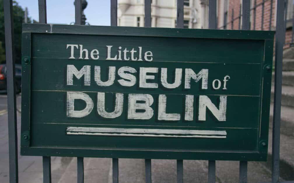 The Little Museum of Dublin - Irland
