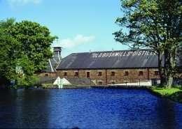 The Old Bushmills Distillery - Irland