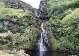 Assaranca Wasserfall - Irland