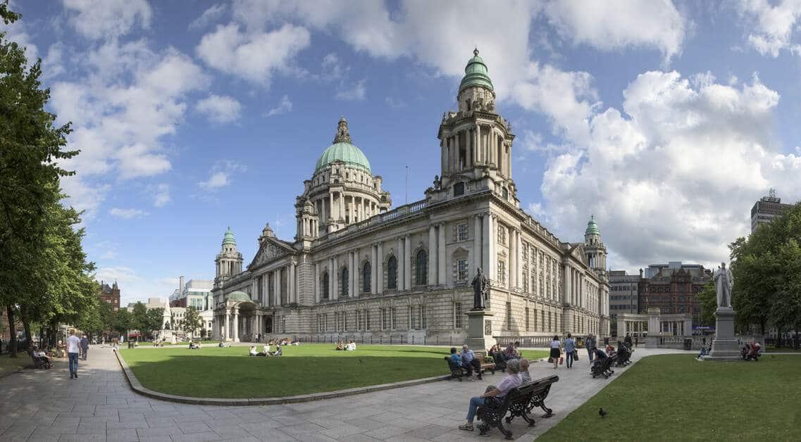 Belfast City Hall - Irland