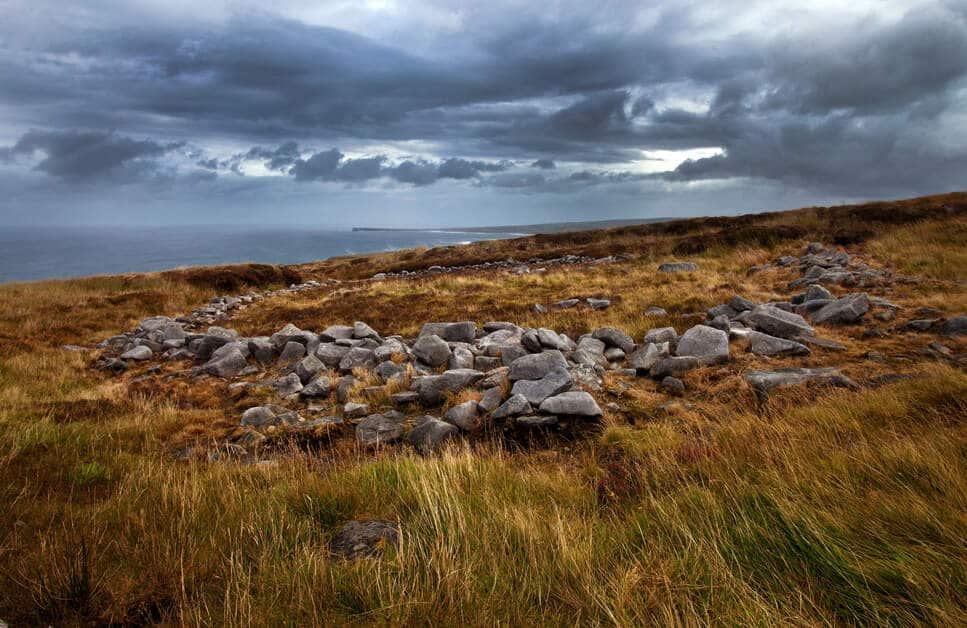 Ceide Fields - Irland