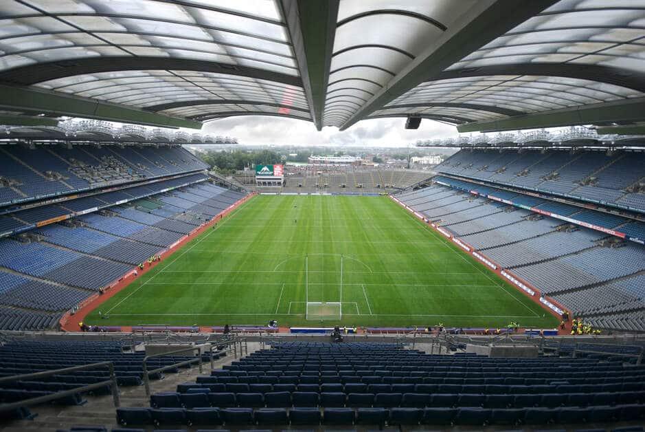 Croke Park Stadion - Irland