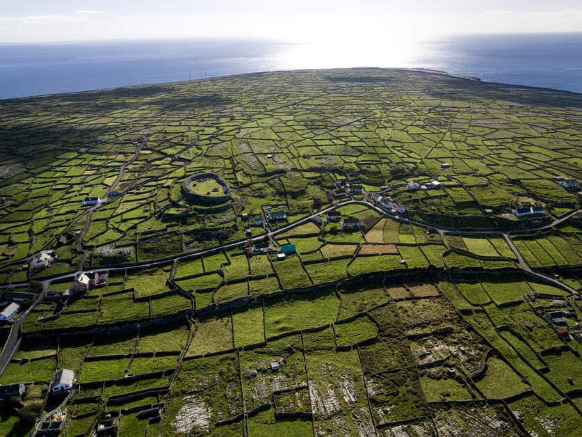 Inishmaan Aran Insel - Irland