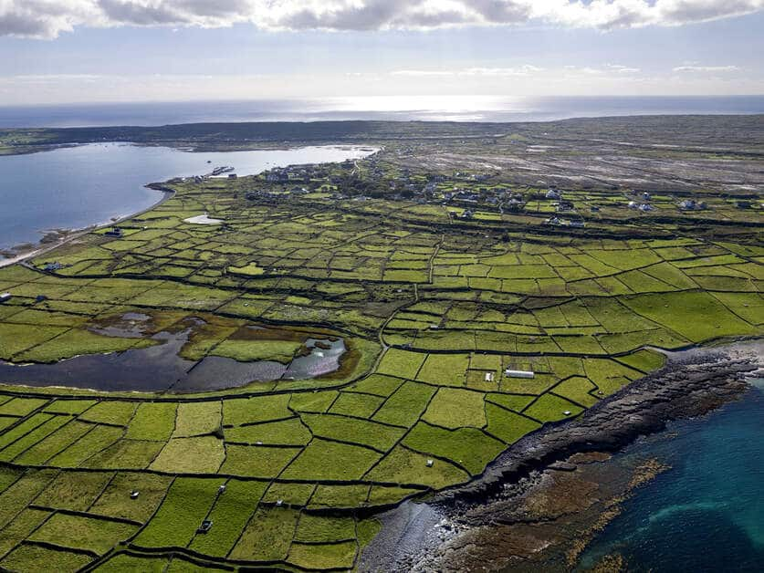 Inishmore Aran Insel - Irland
