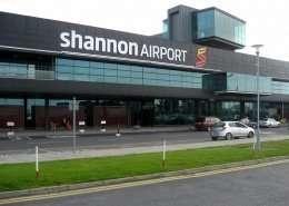 Shannon Flughafen - Irland