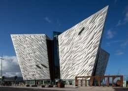 Titanic Museum Belfast - Irland
