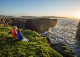 Downpatrick Head - Irland