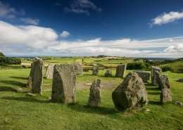 Drombeg Stone Circle - Steinkreis von Drombeg - Irland