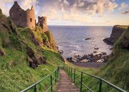 Dunluce Castle - Irland - Nordirland