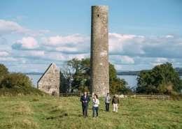 Inis Cealtra - Holy Island - Mountshannon - Irland